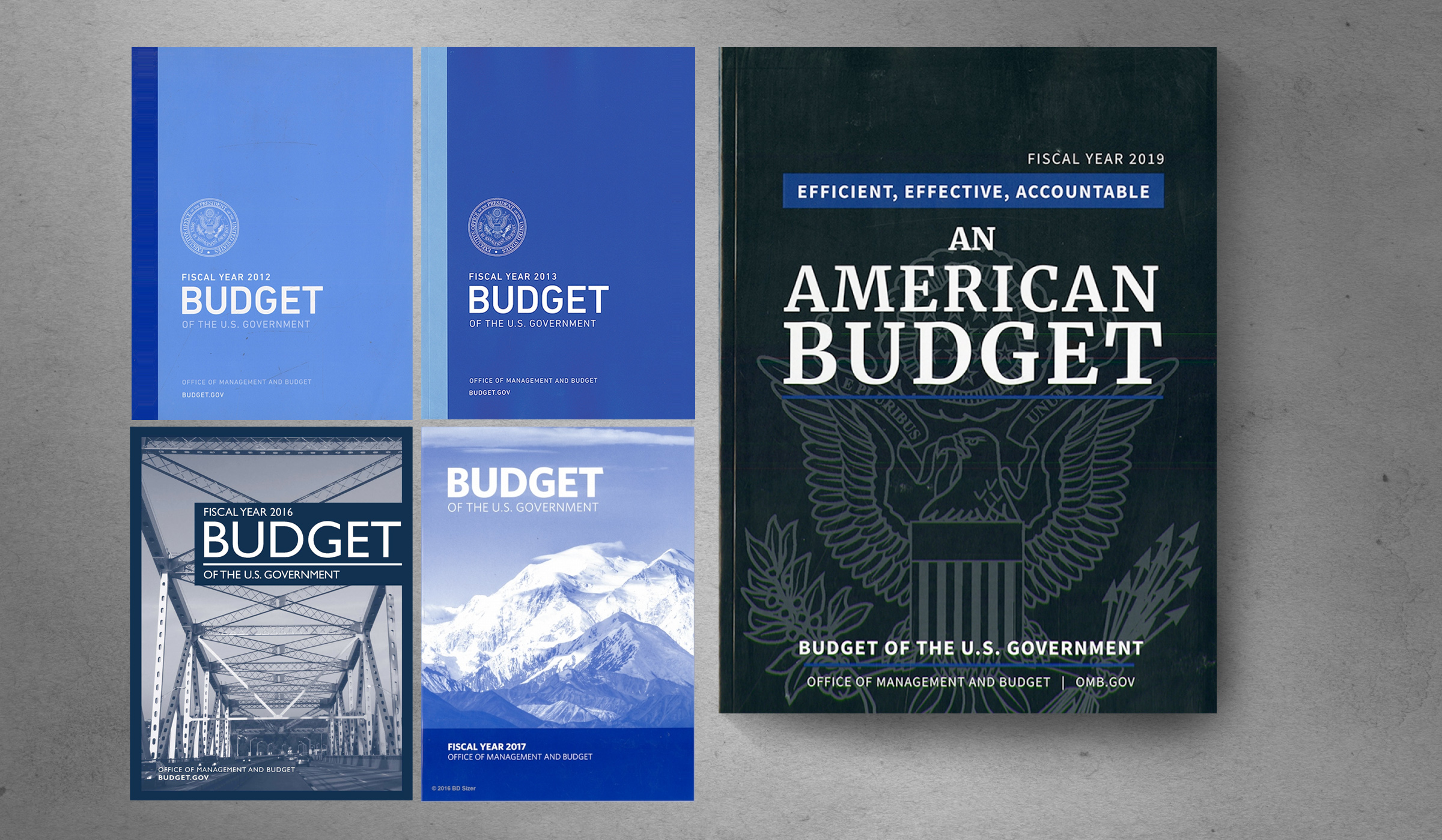 Judging A Book By Its Cover The 2019 US Budget