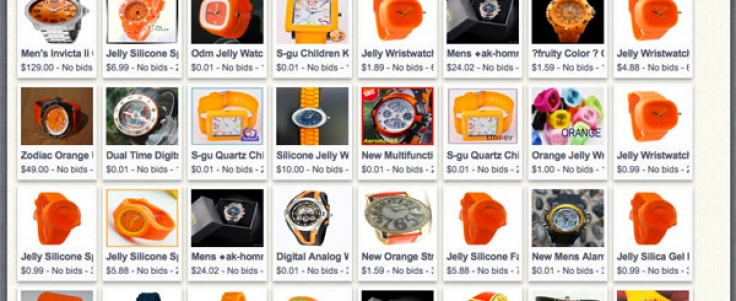 Finally A Visual Search Engine For Ebay Lee Willett